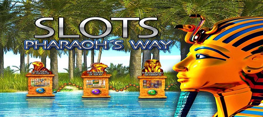 Slots Pharaoh's Way