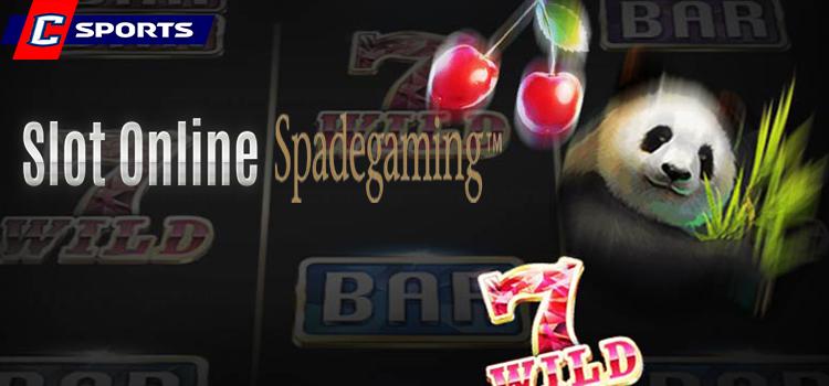 Slot Online Spadegaming
