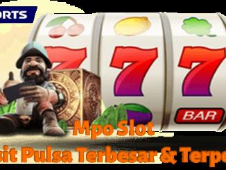 Mpo Slot Deposit Pulsa